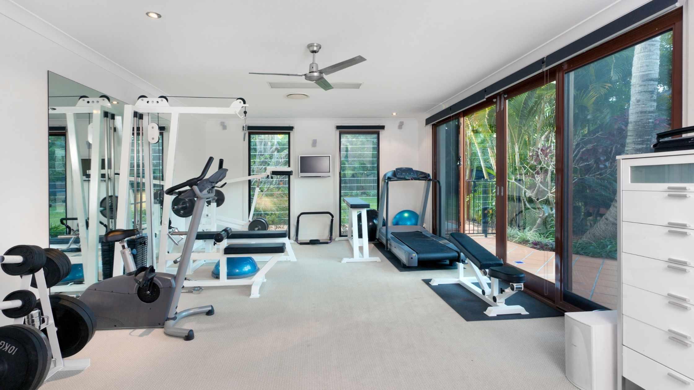 Home Gym Under 500 dollars